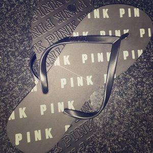 Victoria Secret PINK flip flops